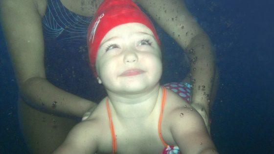 βρεφική κολύμβηση-baby swimmers