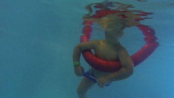 Βρεφική κολύμβηση και παιδικό άσθμα