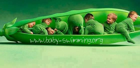 Παιχνίδι πόσο σημαντικό είναι Baby swimming